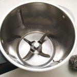 Como limpiar el vaso de la thermomix - truco