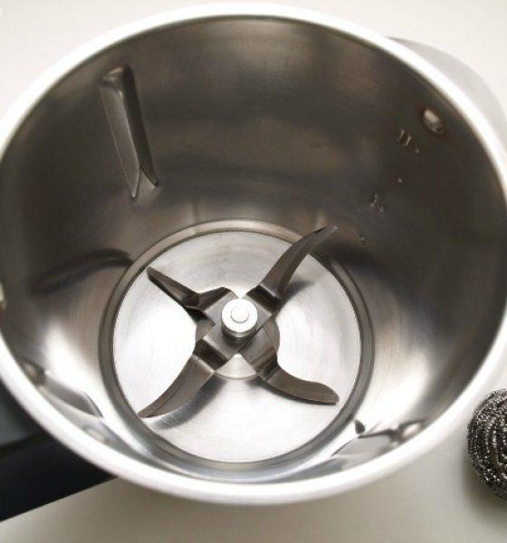 Como limpiar el vaso de la thermomix – truco