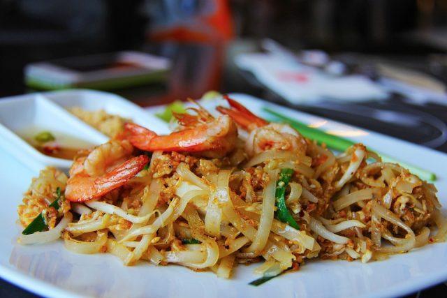 receta Pad Thai