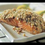 salmon con crujiente thermomix