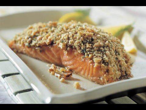 salmon crujiente con thermomix