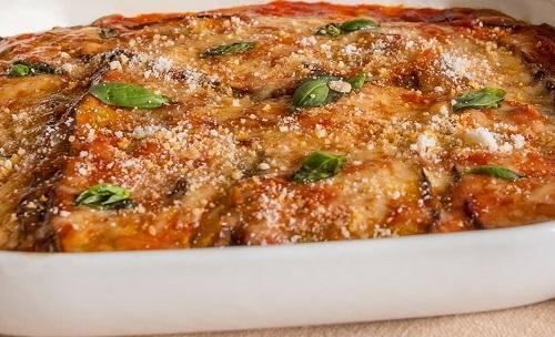 Receta de berenjenas a la parmesana con la Thermomix
