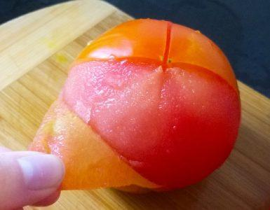 Truco – Cómo pelar tomates con la Thermomix