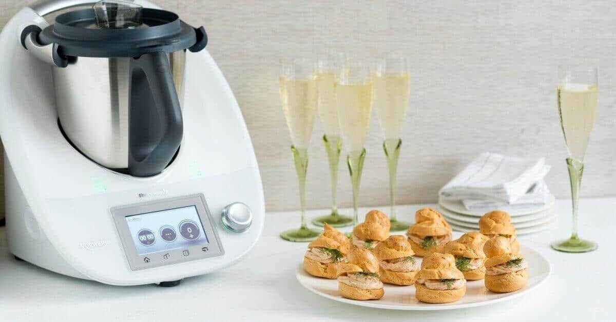 Thermomix se mantenga en perfecto estado