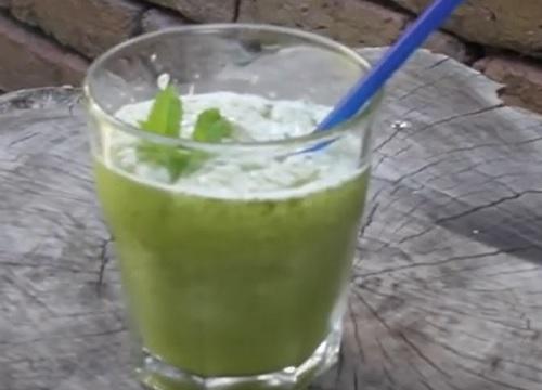 limonada de hierbabuena thermomix