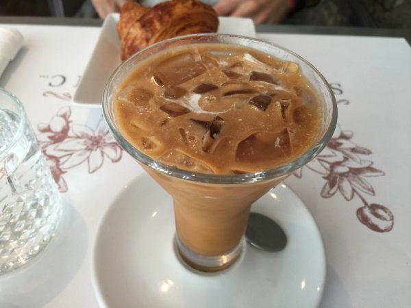 Receta de granizado de café con la Thermomix
