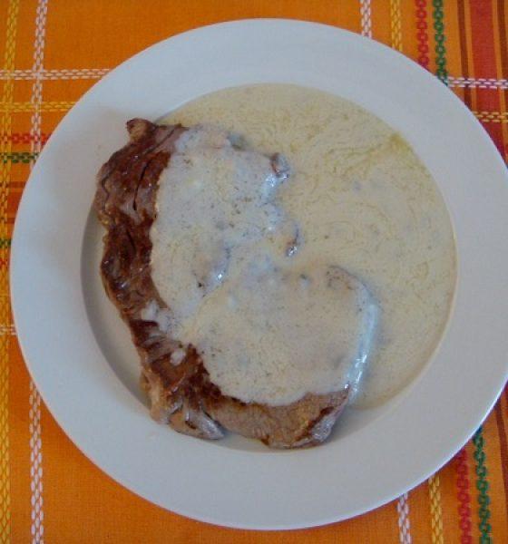 Receta de salsa de roquefort con la Thermomix