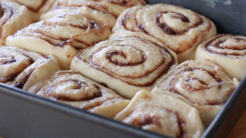 Pastelitos de canela con thermomix – cinnamon rolls