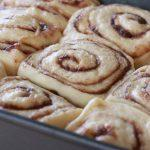 Pastelitos de canela con thermomix - cinnamon rolls