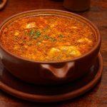 Receta de sopa de ajo con la Thermomix