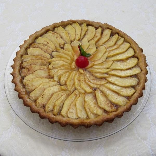 Tarta de manzana con la Thermomix