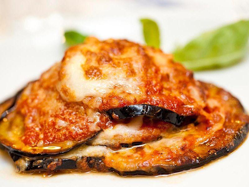 berenjena a la parmesana en thermomix