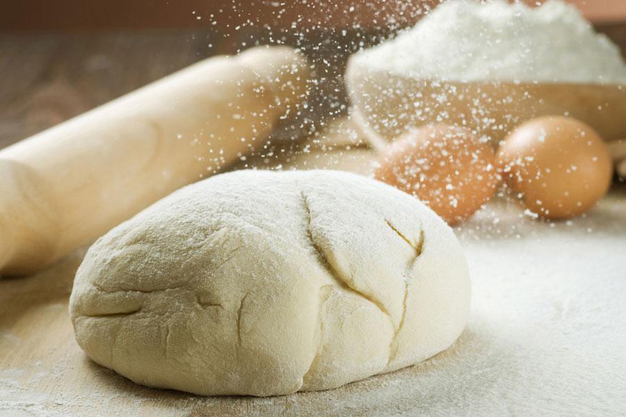 Receta de masa de pan con la Thermomix