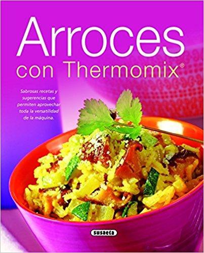 Arroces con thermomix - Libro Thermomix