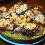 Pulpo a la gallega con la Thermomix