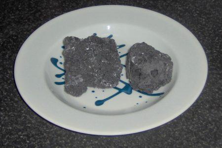 Carbón dulce de Reyes Magos con la Thermomix