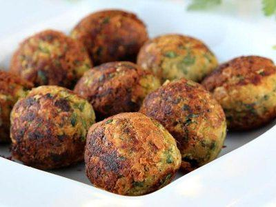 falafels con Thermomix