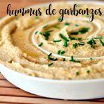 Hummus con Thermomix
