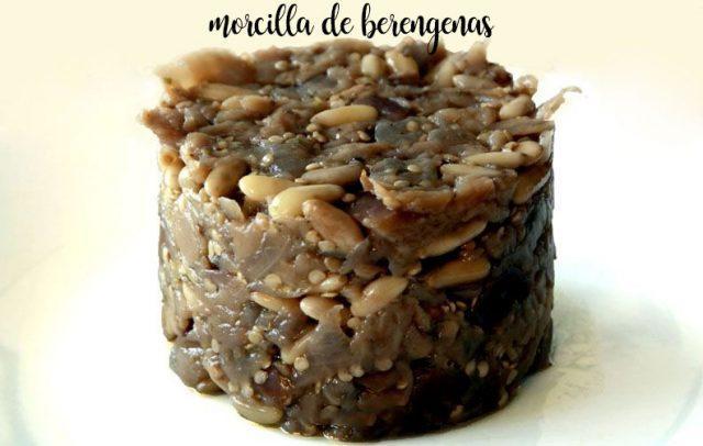 Morcilla de Berenjenas