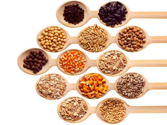 Preparar harinas de legumbres o cereales