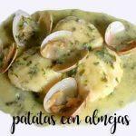 Patatas con Almejas con Thermomix