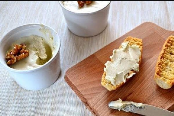 Paté de queso en la Thermomix
