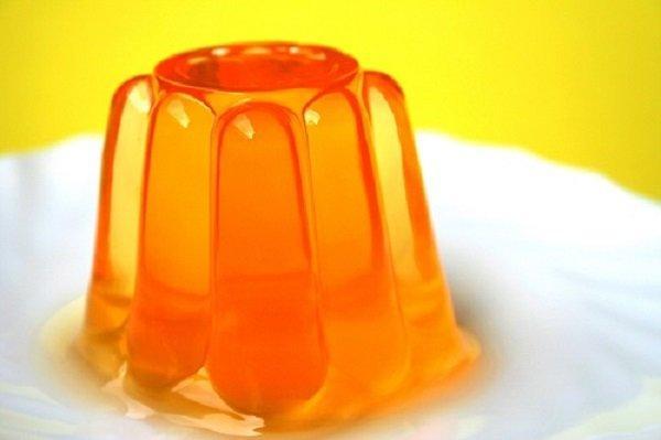 Hacer gelatina con la Thermomix