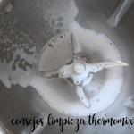 Algunos consejos para la limpieza de tu thermomix