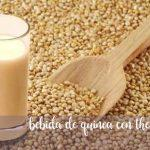 Bebida de Quinoa y propiedades