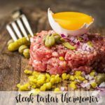 Receta Steak Tartare para Thermomix