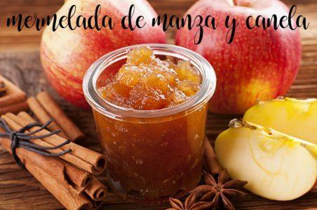 Mermelada de manzana y canela en Thermomix