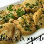 Patatas a la importancia con Thermomix