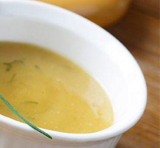 Salsa de mostaza y miel con la Thermomix