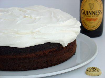 Tarta Guinness con thermomix