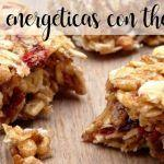 barritas energeticas con thermomix