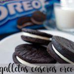 galletas oreo con Thermomix