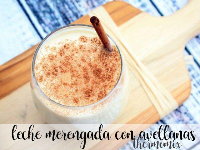 leche merengada con thermomix