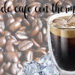 Licor de Cafe con Thermomix