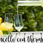 limoncello con thermomix