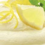 Mousse de limón con la Thermomix
