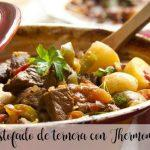 estofado de ternera con Thermomix