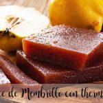 Dulce de Membrillo con thermomix