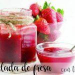 mermelada de fresa con thermomix