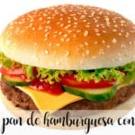 pan de hamburguesa con thermomix