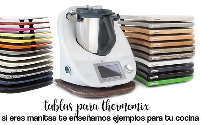 tabla de encimera para tu thermomix