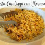 Pasta Casalinga con Thermomix
