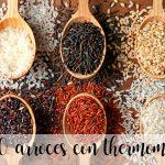 10 arroces con Thermomix