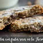 Galletas con frutos secos en la Thermomix