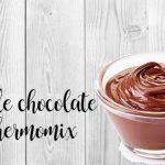 Crema de Chocolate con Thermomix