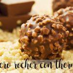 Ferrero Rocher con thermomix